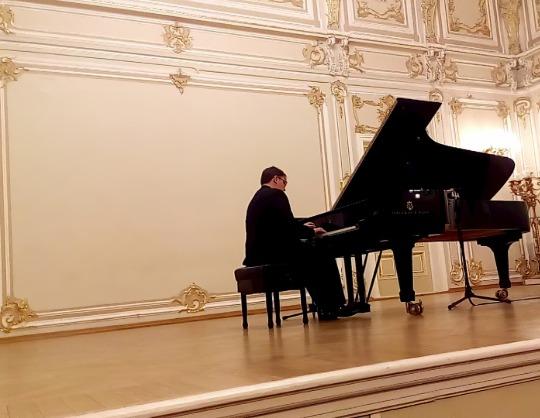 Вечер камерной музыки. Брамс и Шуман