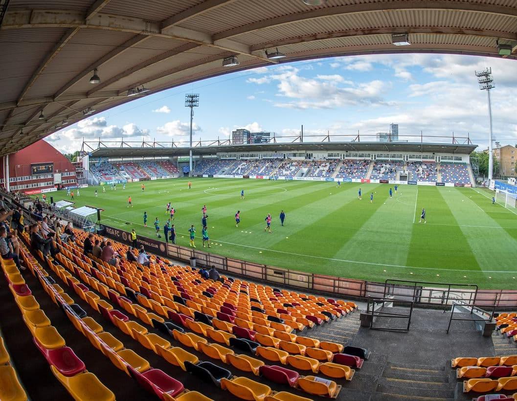 Стадион Сконто