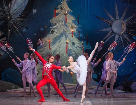 Новогодний балет «Щелкунчик»