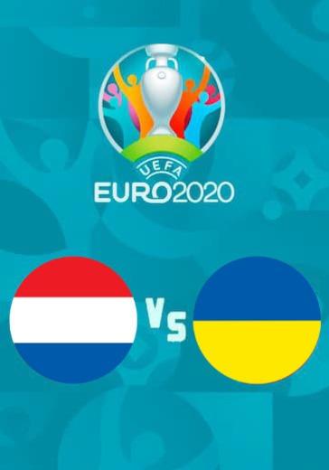 Нидерланды - Украина, Евро-2020, Группа С logo