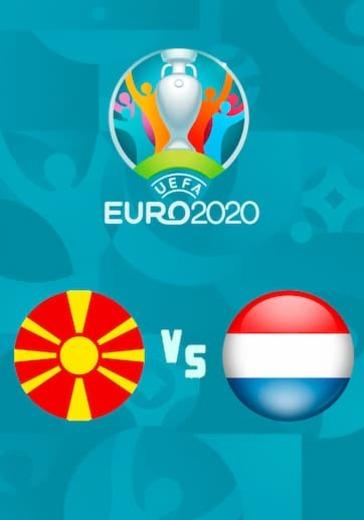 Македония - Нидерланды, Евро-2020, Группа C logo