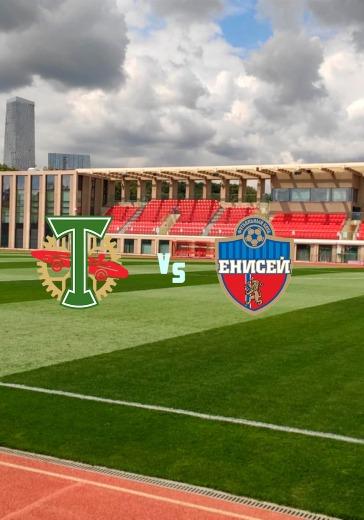 Торпедо Москва - Енисей Красноярск logo