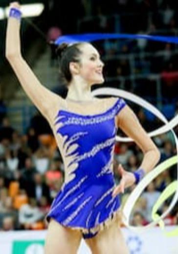 Чемпионат России по художественной гимнастике logo