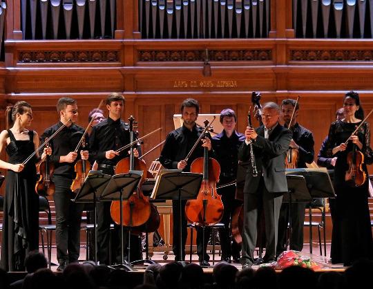 День открытых дверей, или Закулисье струнного оркестра