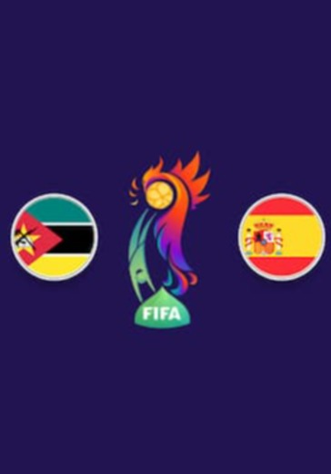 ЧМ по пляжному футболу FIFA, Мозамбик - Испания logo