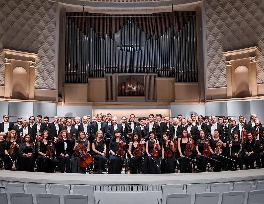 Российский национальный оркестр, Димитрис Ботинис, Валерий Афанасьев