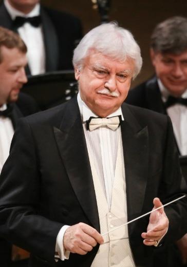 Национальный академический оркестр народных инструментов России имени Н. П. Осипова logo