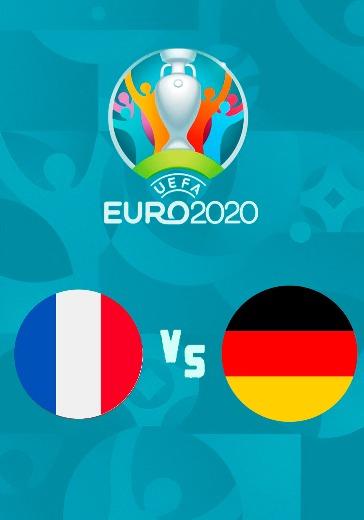 Франция - Германия, Евро-2020, Группа F logo
