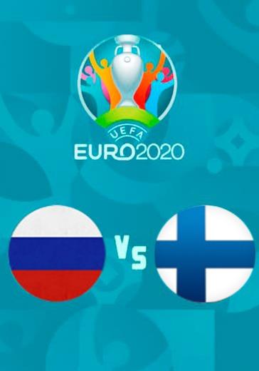 Россия - Финляндия, Евро 2020, Группа B logo