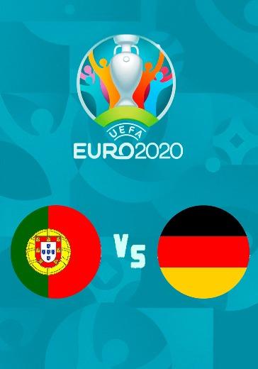 Португалия - Германия, Евро-2020, Группа F logo