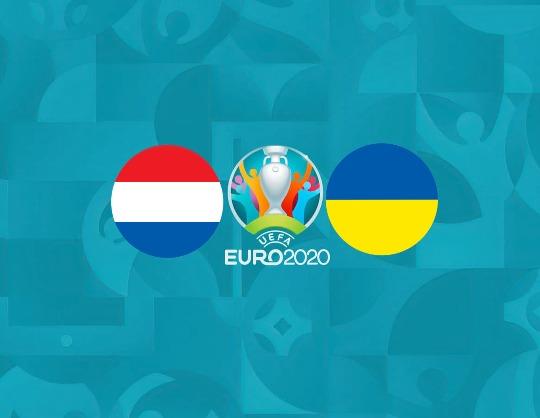 Нидерланды - Украина, Евро-2020, Группа С