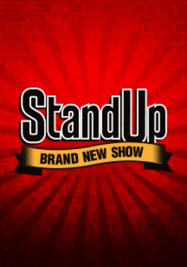 Концерт шоу StandUp logo