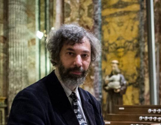 Дарья Давыдова, сопрано. Даниэль Зарецкий, орган