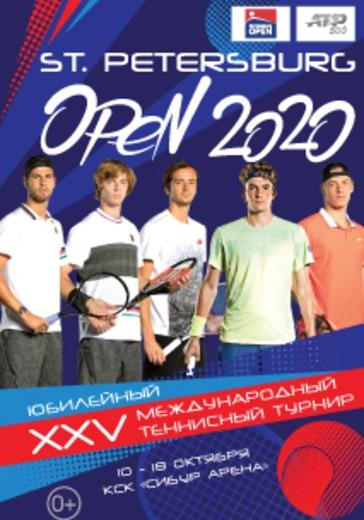 St.Petersburg Open 2020. Полуфинал logo