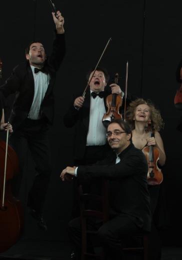 Оркестр MUSICA VIVA. Дирижёр – Александр Рудин logo