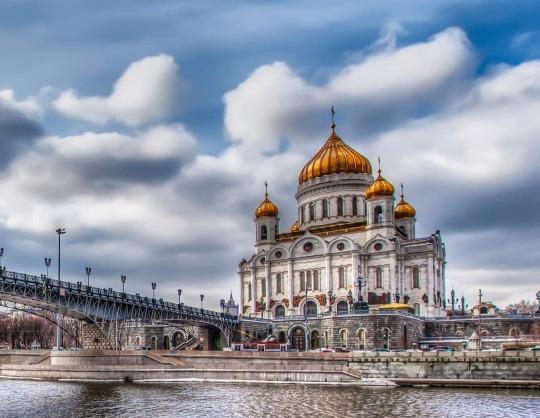 Экскурсия «Храм Христа Спасителя, 4 смотровые площадки!»