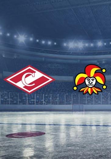 ХК Спартак - ХК Йокерит  logo