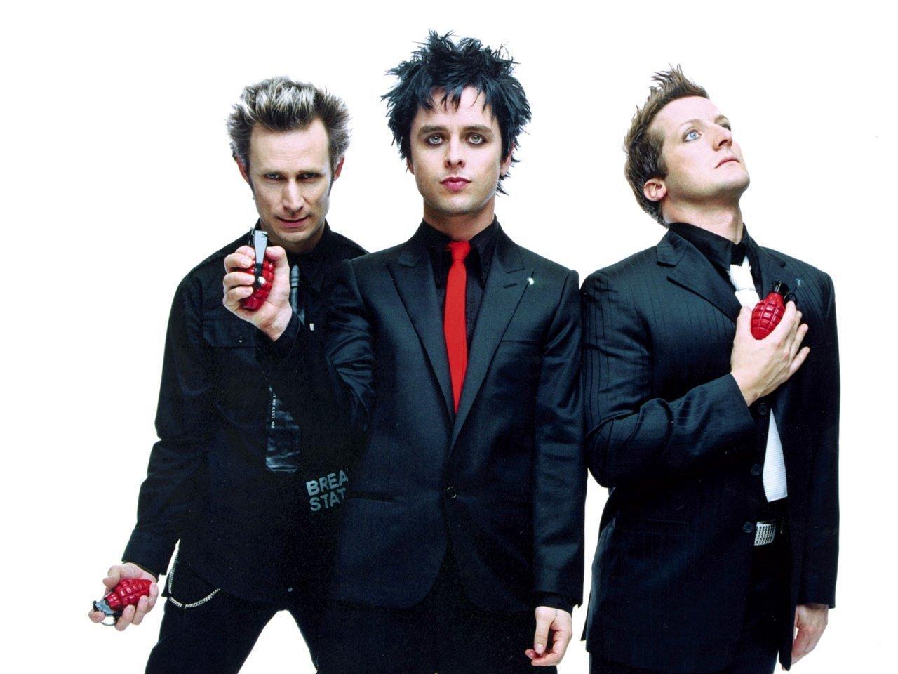 Green Day Tour 2021 Deutschland