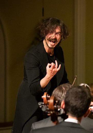 Академический симфонический оркестр филармонии. Филипп Чижевский logo