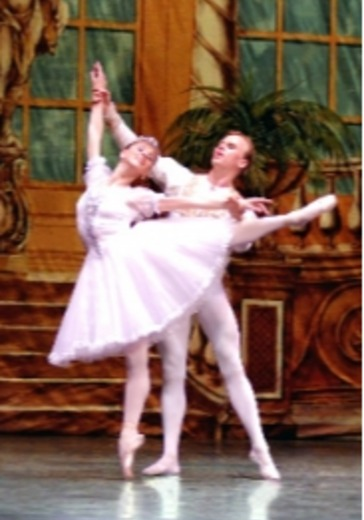 """Золушка"". Театр ""Корона русского балета"" logo"