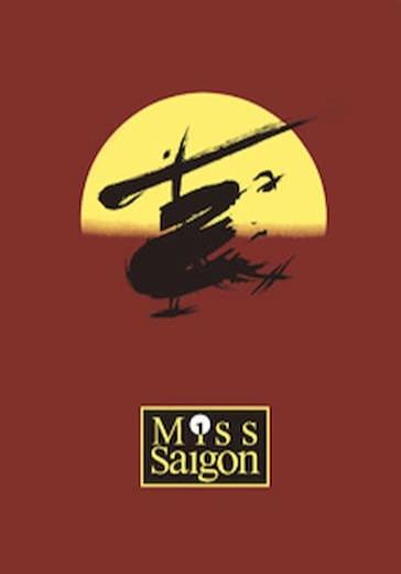 Мисс Сайгон logo
