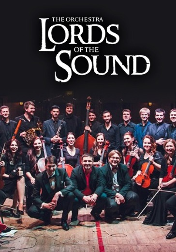 LORDS OF THE SOUND ar programmu 'Music is coming' logo