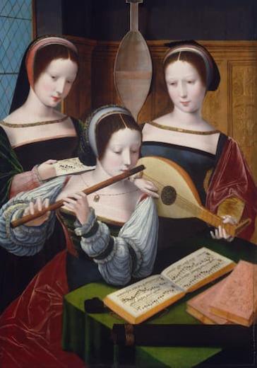 История музыкальных стилей: Введение От Cредневековья до XXI века  logo