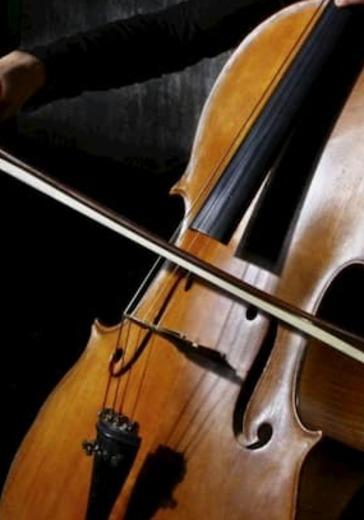 Вечер музыки для виолончели и фортепиано. Тарас Трепель, Антон Ляховский logo