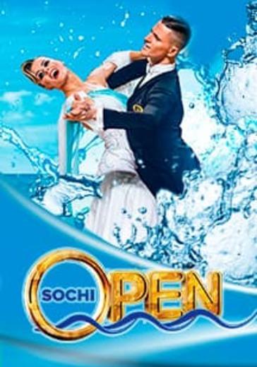 Sochi Open 2021. Соревнования по танцевальному спорту logo