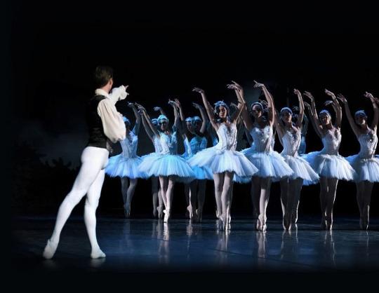 Балетная рапсодия. Гала-концерт солистов балета