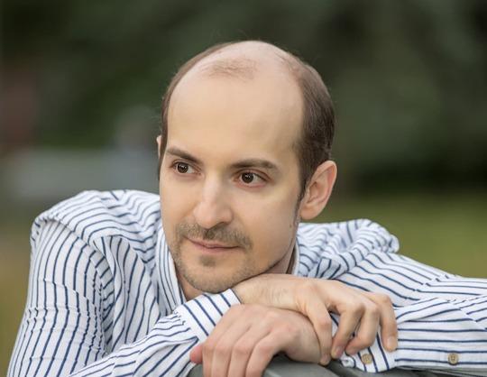 Павел Домбровский (фортепиано)