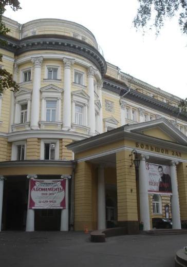 С. В. Рахманинов. Опера «Алеко» logo