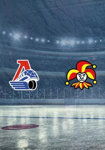 ХК Локомотив - ХК Йокерит logo