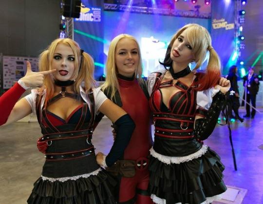 ИгроМир / Comic Con Russia 2020