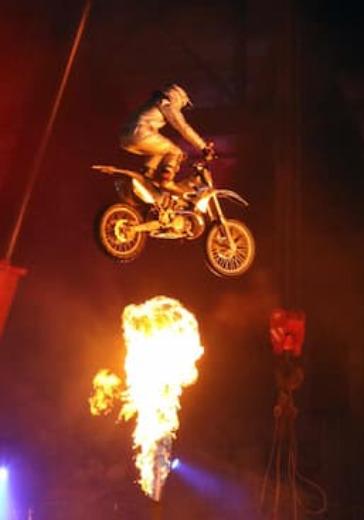 XXVI Международное Байк-Шоу мотоклуба «Ночные Волки» logo