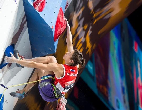 Чемпионат мира по скалолазанию и параскалолазанию 2021