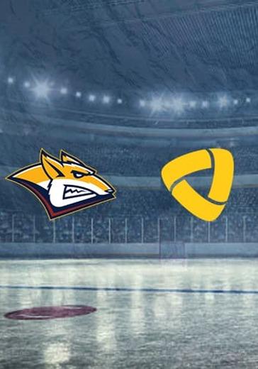 ХК Металлург Мг - ХК Северсталь logo
