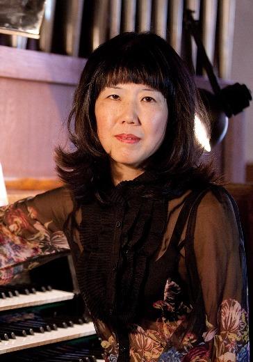 Открытие фестиваля Органной музыки. Хироко Иноуэ logo