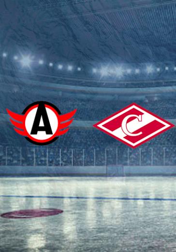 ХК Автомобилист - ХК Спартак logo