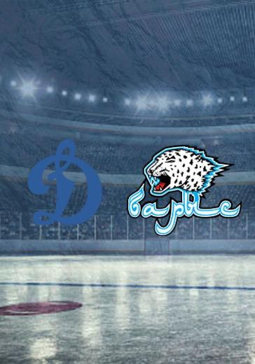 ХК Динамо М - ХК Барыс logo