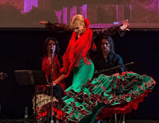 Ансамбль Amanecer Flamenco