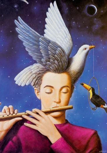 Волшебная Флейта logo