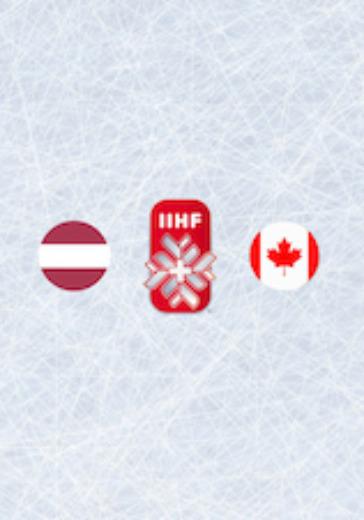 Чемпионат мира по хоккею 2021:Латвия - Канада logo