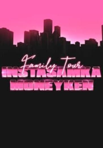Instasamka x Moneyken logo