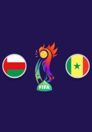 ЧМ по пляжному футболу FIFA, Оман - Сенегал logo