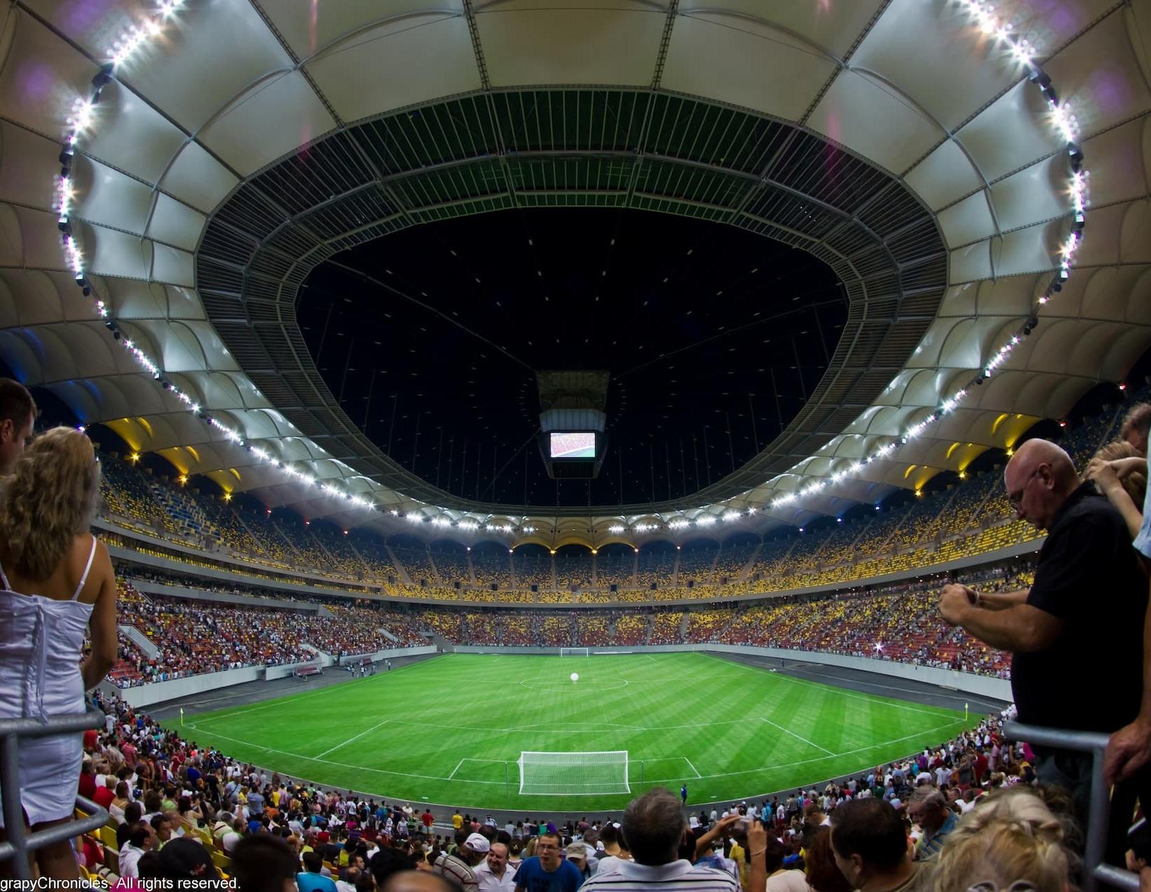 Arena Națională (National Arena Bucharest)