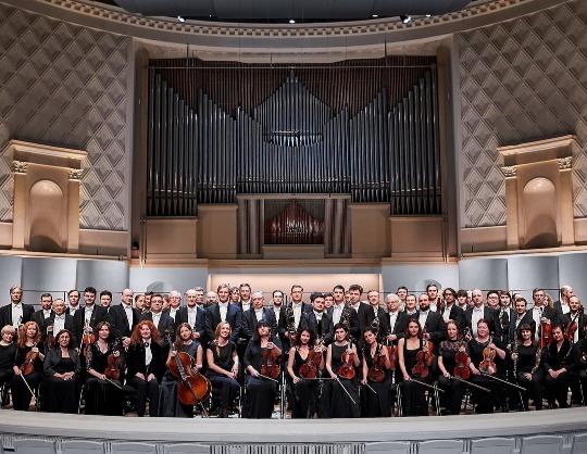 Российский национальный оркестр, Миша Дамев, Дмитрий Маслеев