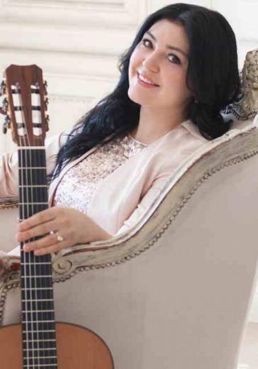 Ирина Куликова, гитара (Нидерланды-Россия) logo