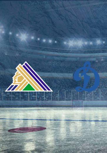 ХК Салават Юлаев – ХК Динамо М logo