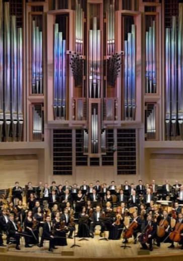 Московский Государственный Симфонический Оркестр  logo